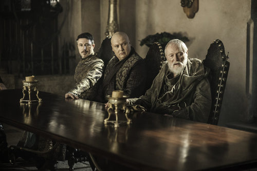 Photo: Are you questioning our integrity, Sire? (Courtesy Game of Thrones)
