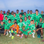 Green Machine down 'Giant Killers' Five Rivers for East Intercol title