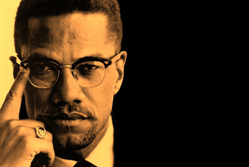 Photo: Late United States civil rights leader, Malcolm X.