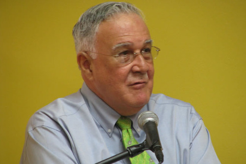 Photo: Martin Daly SC is a prominent columnist and former Independent Senator. (Courtesy UWI.sta.edu)