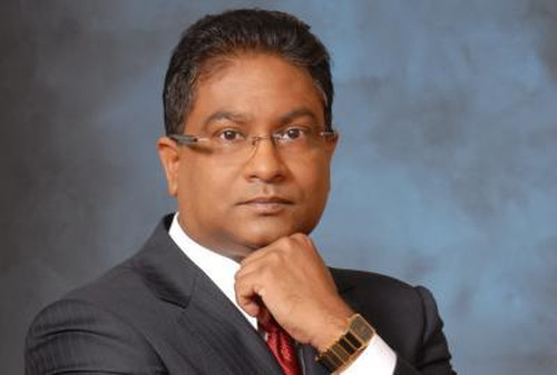 Photo: Central Bank governor Jwala Rambarran. (Courtesy news.gov.tt)