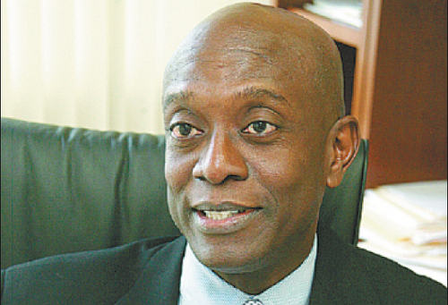 Photo: New Central Bank governor Alvin Hilaire. (Copyright Loop TT)