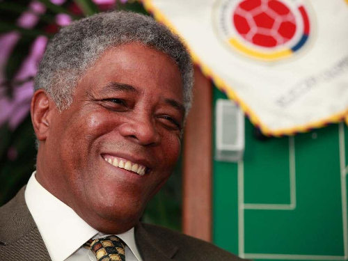 Photo: Former Trinidad and Tobago and Colombia World Cup coach Francisco Maturana.