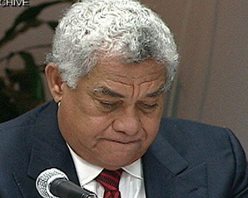 Photo: Former CL Financial chairman Lawrence Duprey.