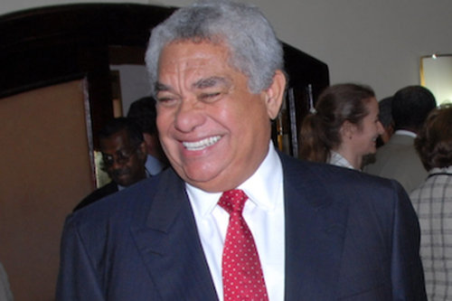 Photo: Former Clico chairman Lawrence Duprey. (Copyright Jamaica Observer)