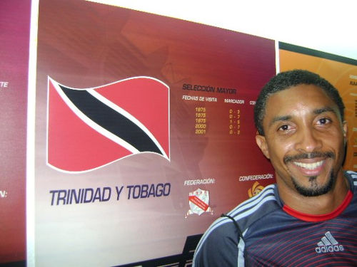 Photo: Former Trinidad and Tobago National Senior Team physiotherapist Gregory Seale.