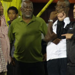 A gentleman of the sport! Eve, Corneal, Siu Butt and Browne pay tribute to ex-coach Muhammad Isa