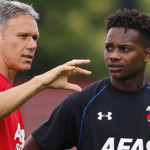 Levi is T&T's youngest scorer in Europe; teenaged winger strikes against NEC