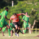 Maracas hit 10-man Stokely Vale for six; Tobagonians suffer meltdown