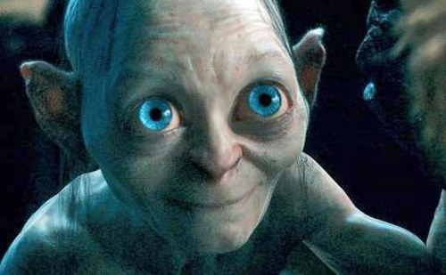 Photo: Can Smeagol get on the executive committee of your gang?