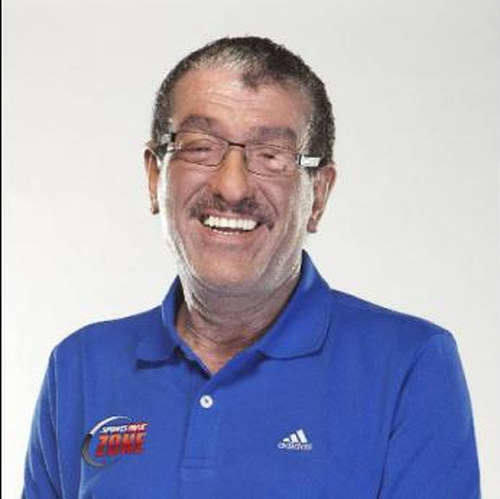 Photo: SportsMax presenter Simon Crosskill.