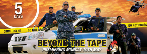 Photo: TV6 crime show, Beyond The Tape. (Courtesy TV6)