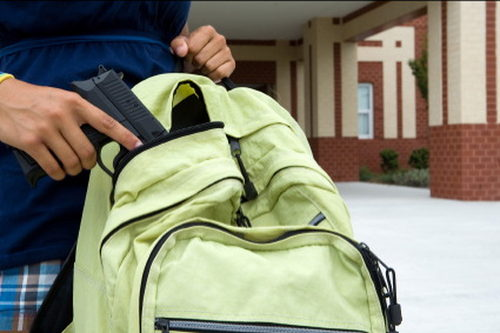 Photo: Is our future still in our book bags? (Courtesy PSU.edu)