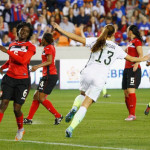 Women Warriors bow out in CONCACAF semis after 5-0 loss to USA