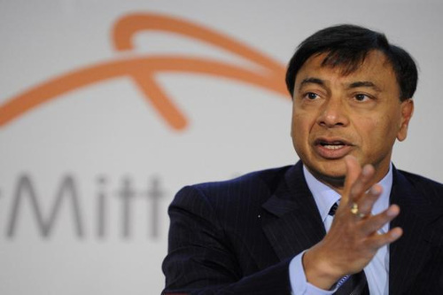 Photo: Steel tycoon and Indian billionaire Lakshmi Mittal is the owner of ArcelorMittal. (Courtesy LiveMint)