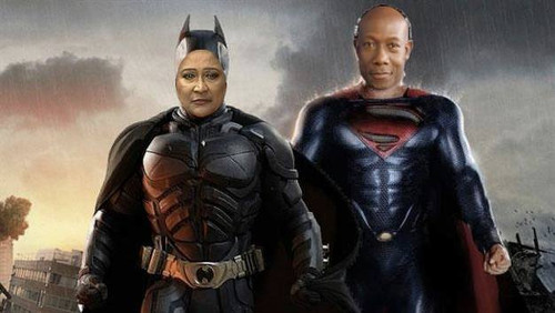 Photo: Eh... The Dawn of Justice? (Courtesy: Mel Lissa)