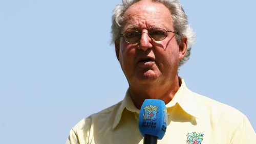 Photo: Late West Indies and Barbados cricket pundit Tony Cozier. (Copyright BBC)