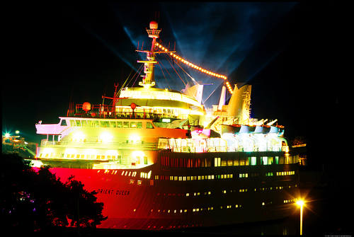 Photo: The Orient Queen Cruise Ship. (Courtesy Hulubei.net)