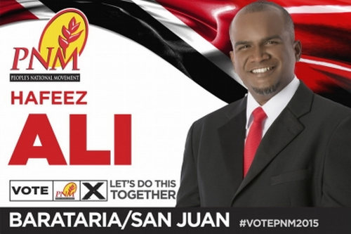 Photo: Let's do this together with PNM Hafeez Ali. But, in case of emergency, just do it yourself!