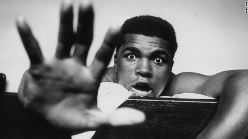 Photo: Late former US boxing champion and global icon Muhammad Ali. (Copyright CNN)