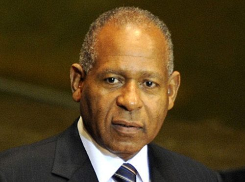 Photo: Late former Prime Minister Patrick Manning. (Copyright CNC3)