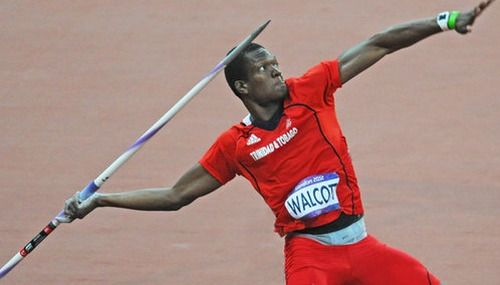 Photo: Trinidad and Tobago's Keshorn Walcott in action at a javelin event. (Copyright Tracklifeinternational)