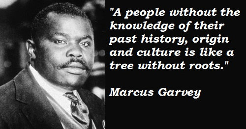 Photo: Late Jamaican journalist Marcus Garvey was the founding member of the Pan-Africanism movement.