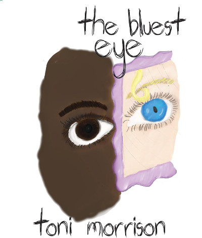 "Photo: Cover image for Toni Morrison's novel, ""The Bluest Eye""."