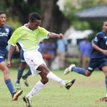 QRC and Green Machine share spoils in goalless Premier clash at QRC Grounds