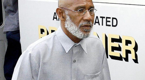 Photo: Convicted terrorist Kareem Ibrahim. (Copyright CNC3)