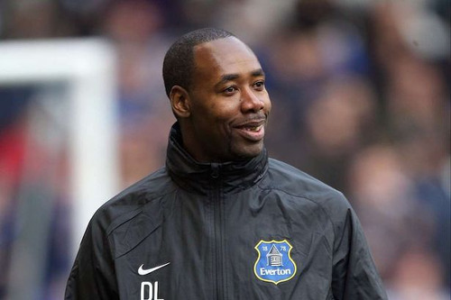 Photo: Former Everton FC coach Dennis Lawrence. (Copyright Liverpool Echo)