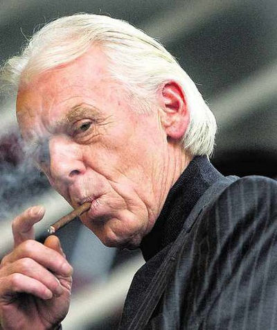 Photo: Trinidad and Tobago 2006 World Cup coach Leo Beenhakker.