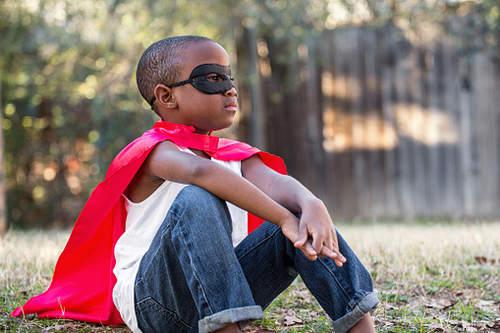 Photo: A boy with Asperger's Syndrome. (Copyright Thinkstock Photos)