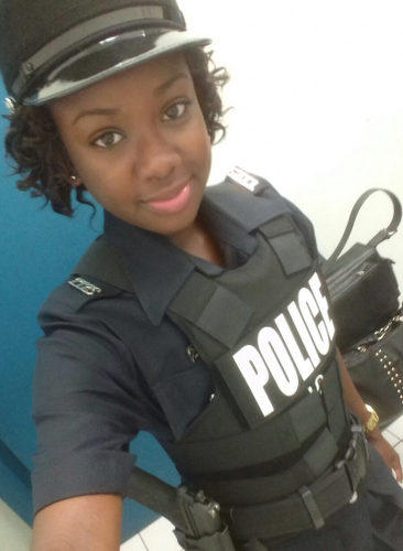 Photo: Murdered WPC Nyasha Joseph.