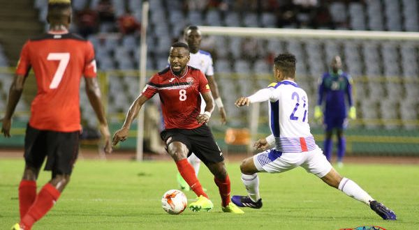 Aubrey replaces Archer in T&T Gold Cup squad; Hyland: Keep faith in us!