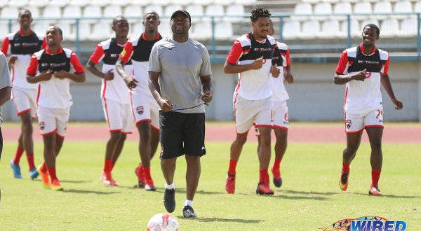 We have no respect for Stern! Stars slam T&T assistant coach after on-field insults