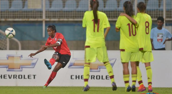 Shabazz excited by CFU Challenge Series test as W/Warriors square off against Suriname