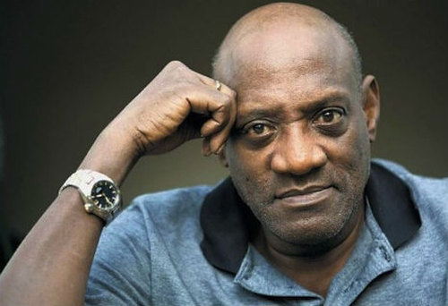 Photo: Darcus Howe, was born in Trinidad, was a renowned British broadcaster, writer and civil iiberties campaigner.
