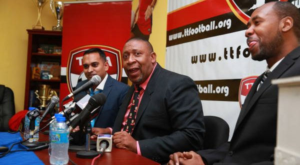 """Trinbago football is in dissarray!"" DJW mum as petition for his removal nears 1,500 signatures"