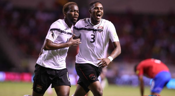 Molino, Jan-Michael and the Garcia and Jones brothers in T&T's 40-man Gold Cup shortlist
