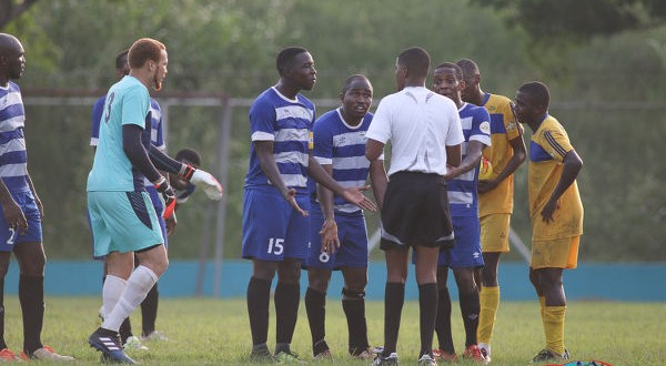 Referee hospitalised after La Brea minor league match; refereeing bodies call for boycott