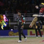 CPL 17: Ramdin helps Knight Riders see off Patriots, move into Sept play-offs at Tarouba
