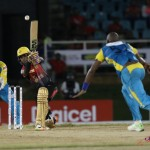 CPL 17: Shadab outshines Stars in TKR home win; spin reigns at Oval