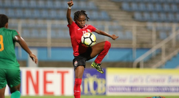 T&T U-17 women fight back to hold Bermuda; Shabazz: We're a step or two behind