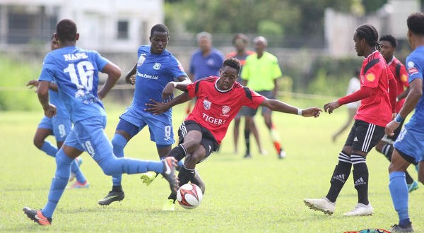 Benny rescues 'Tigers', Naps call foul as St Anthony's overturn two-goal deficit