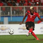 Joevin item gives Warriors credible win away to Guadeloupe; face Martinique on Sunday