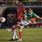 "Tinkerman Tallest misses out on historic point; ""Chicharito"" leads Mexico past stubborn T&T"