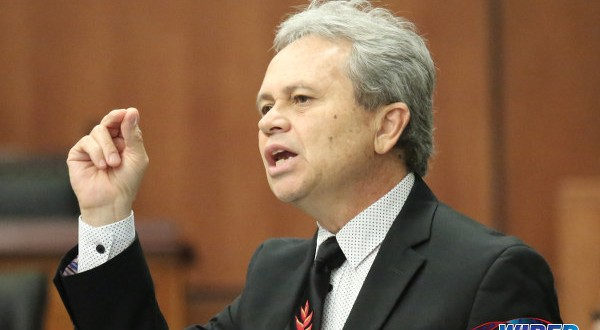 Will Finance Minister Imbert be singing a different tune about the rain come September?