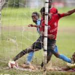 'Tigers' and 'Pres Lions' battle to 3-3 draw; 'Naps' slip means St Anthony's can clinch title on weekend