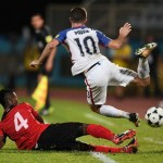 Soca Warriors wash away USA's W/Cup dreams; Lawrence says time to move on from 1989